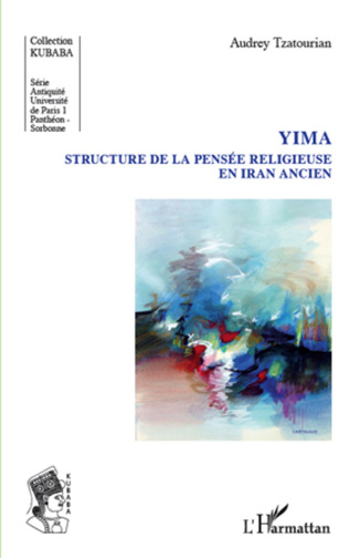 Couverture Yima