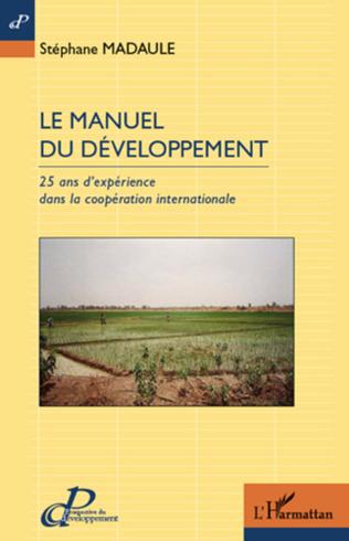 Couverture Le manuel du développement
