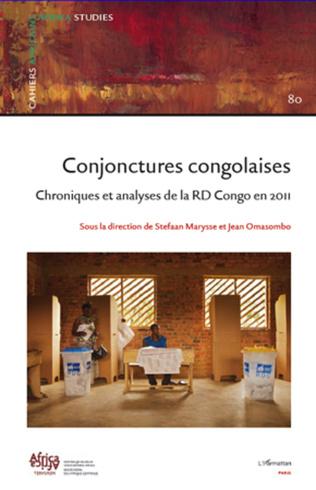 Couverture Conjonctures congolaises