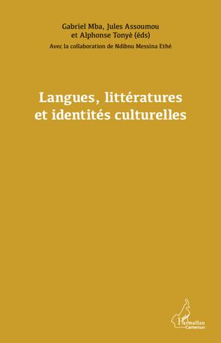 Couverture Langues, littératures et identités culturelles