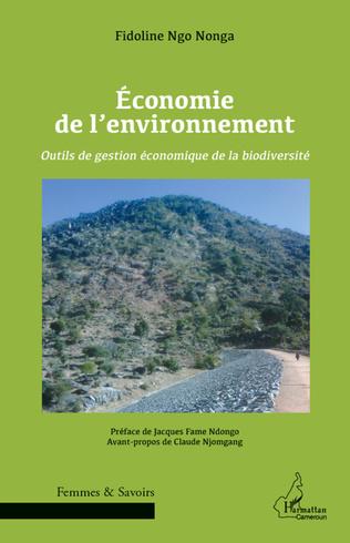 Couverture Economie de l'environnement