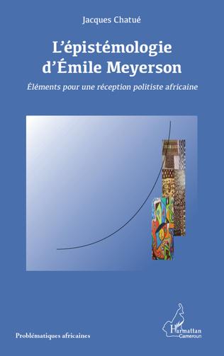 Couverture L'épistémologie d'Emile Meyerson