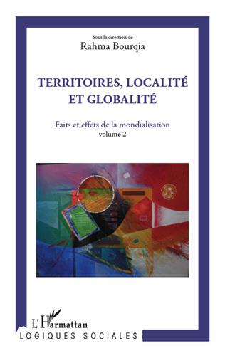 Couverture Territoires, localité et globalité