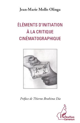 Couverture Eléments d'initiation à la critique cinématographique