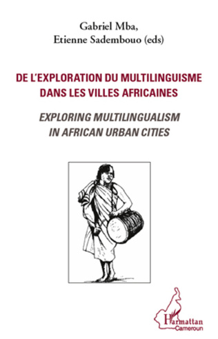 Couverture De l'exploration du multilinguisme dans les villes africaines