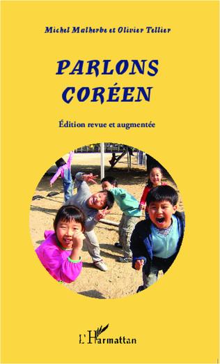 Couverture Parlons Coréen