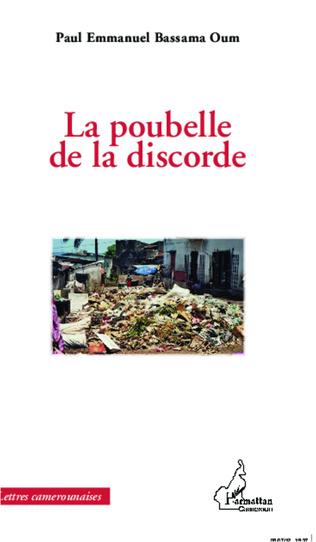 Couverture La poubelle de la discorde
