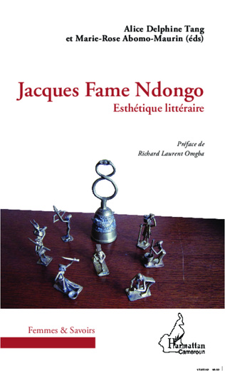 Couverture Jacques Fame Ndongo