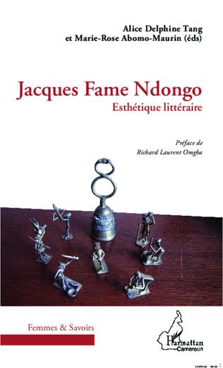 Couverture Jacques Fame Ndongo