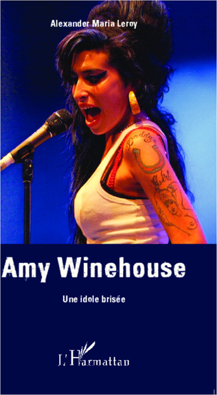Couverture Amy Winehouse