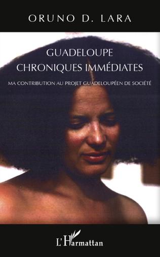 Couverture Guadeloupe chroniques immédiates