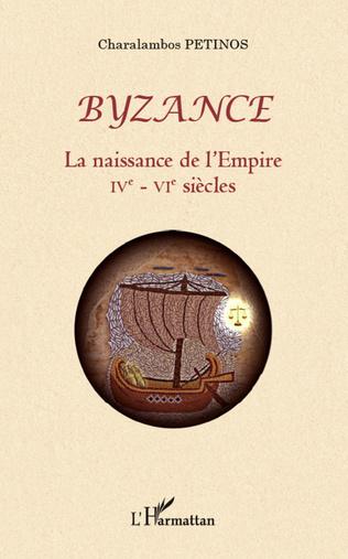 Couverture Byzance