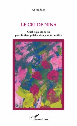 Couverture Le cri de Nina