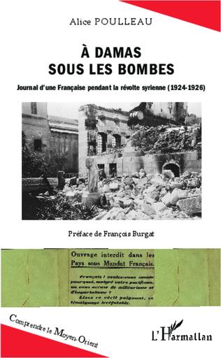 Couverture A Damas sous les bombes