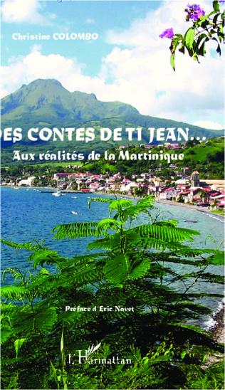Couverture Des contes de Ti Jean...