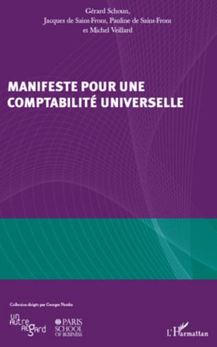 Couverture Manifeste pour une comptabilité universelle
