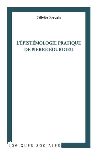 Couverture L'épistémologie pratique de Pierre Bourdieu