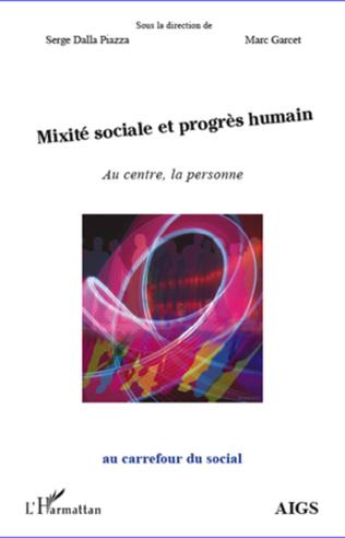 Couverture Mixité sociale et progrès humain