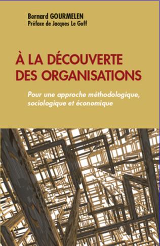Couverture A la découverte des organisations