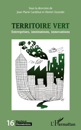 Couverture Le territoire vert