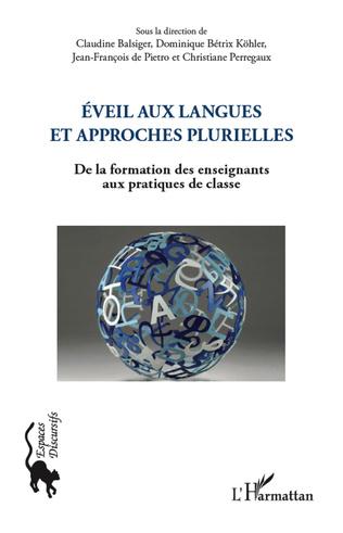 Couverture Eveil aux langues et approches plurielles