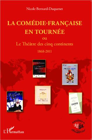 Couverture La Comédie-Française en tournée