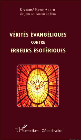 Couverture Vérités évangéliques contre erreurs ésotériques