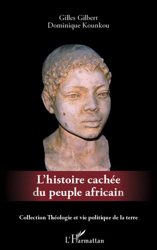 Couverture L'histoire cachée du peuple africain