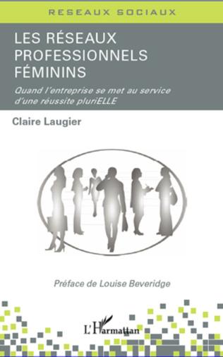 Couverture Les réseaux professionnels féminins
