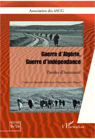 Couverture Guerre d'Algérie, Guerre d'indépendance