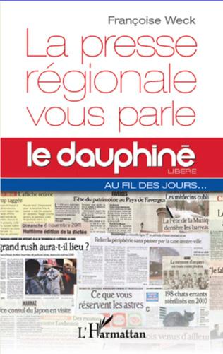 Couverture La presse régionale vous parle