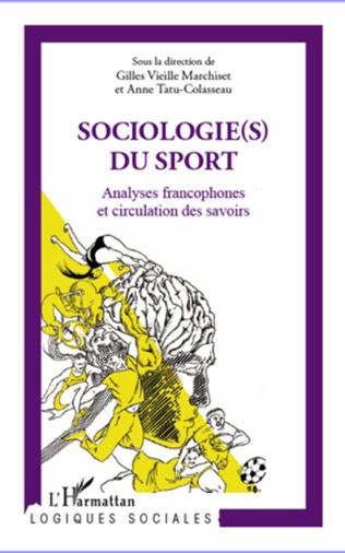 Couverture Sociologie(s) du sport
