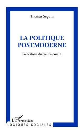 Couverture La politique postmoderne