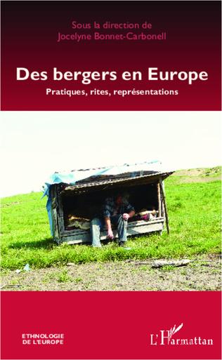 Couverture Des bergers en Europe