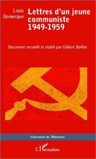 Couverture Lettres d'un jeune communiste