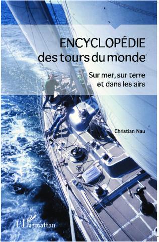 Couverture Encyclopédie des tours du monde