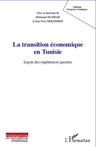 Couverture La Transition économique en Tunisie