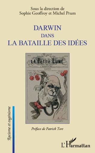 Couverture Darwin dans la bataille des idées