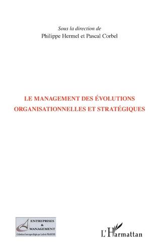 Couverture Management des évolutions organisationnelles et stratégiques
