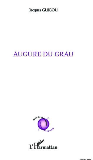 Couverture Augure du grau