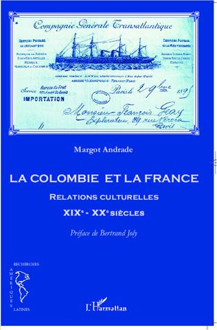 Couverture La Colombie et la France