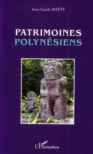 Couverture Patrimoines polynésiens