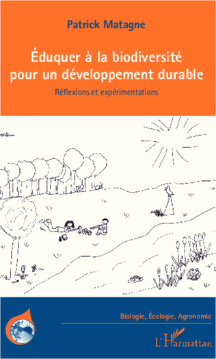 Couverture Eduquer à la biodiversité pour un développement durable