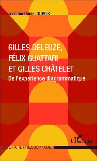 Couverture Gilles Deleuze, Félix Guattari et Gilles Châtelet