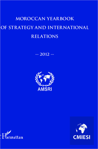 Couverture Moroccan yearbook of strategy and international relations 2012