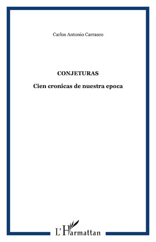 Couverture Conjeturas