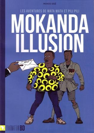Couverture Mokanda illusion