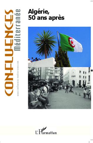 Couverture Algérie, 50 ans après