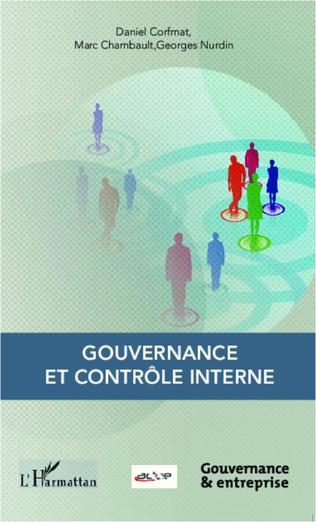 Couverture Gouvernance et contrôle interne