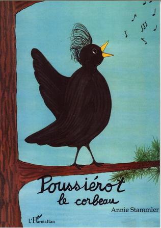 Couverture Poussiérot le corbeau